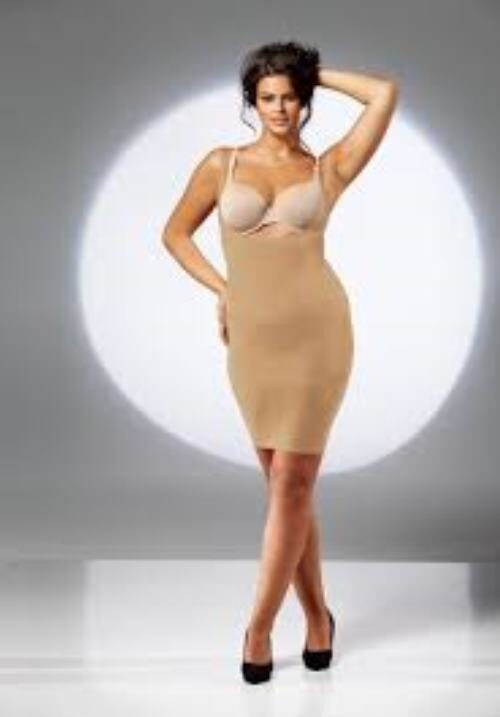Cette body shape dress - shapewear-cette-plus-q_plussize