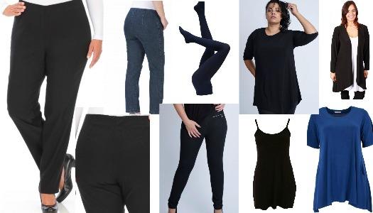 www.plus-Q.dk basis varer i store størrelser - tøj til basis garderoben i store størrelser - basis garderobe plus size tøj - basis plus size tøj - basistøj til plus kvinden