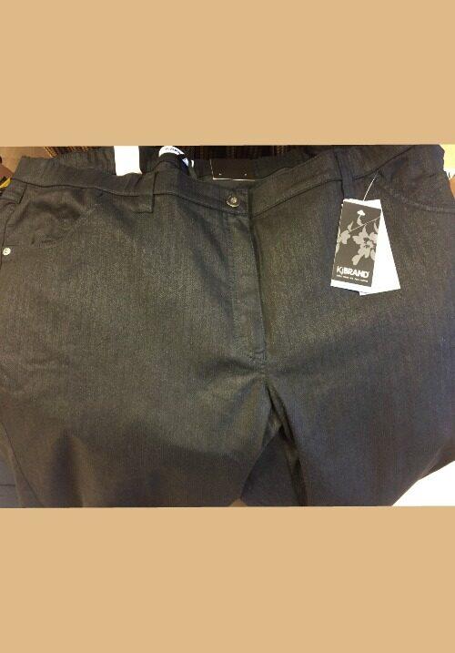 www.plus-Q.dk coatede jeans fra KJ Brand