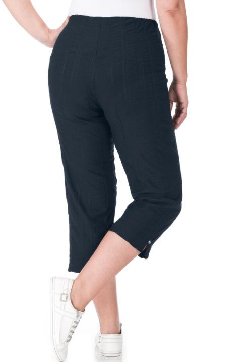 www.plus-Q.dk capri shorts i wash and go shorts fra KJ Brand marine-2