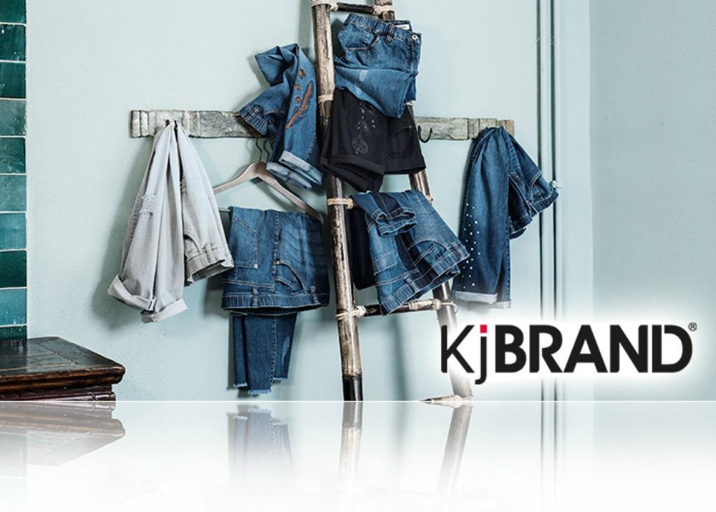 www.plus-Q.dk KJ Brand bukser jeans og jeggings i store størrelser