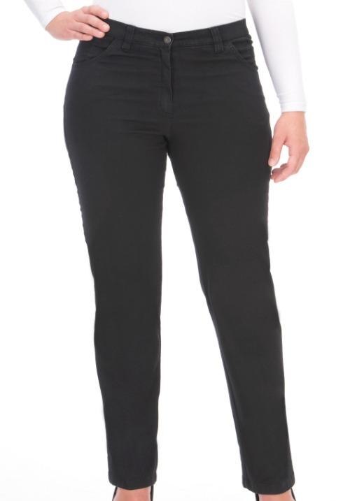 www.plus-Q.dk babsie jeans fra KJ Brand