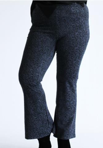 www.plus-Q.dk printede bukser med svaj