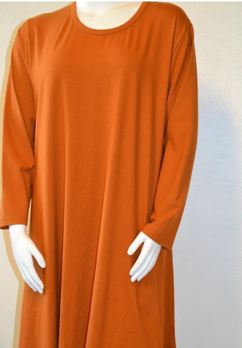 www.plus-Q.dk Neptune kjolen fra Laetissimus camel brun