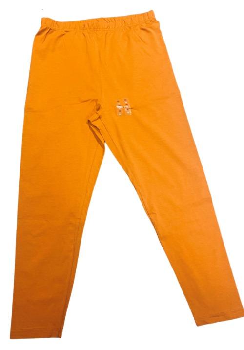 www.plus-Q.dk basis leggings i bomuld størrelse 44 til 66 camel