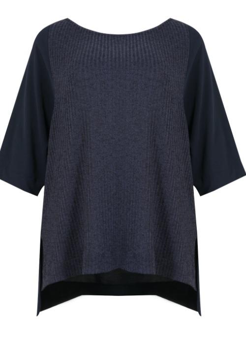 www.plus-Q.dk strik top fra MAT Fashion 7401 1025