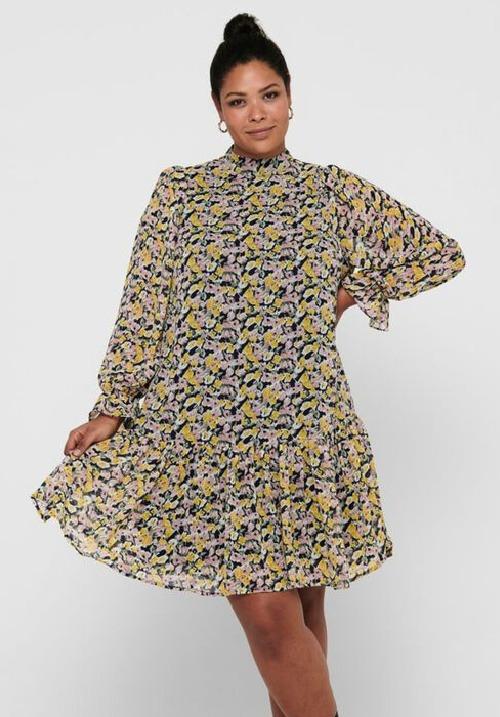 www.plus-Q.dk kjole fra Only Carmakoma